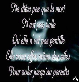 Poemes Et Citations Triste En Image