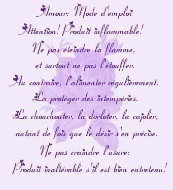 poemes et citations d amour en image